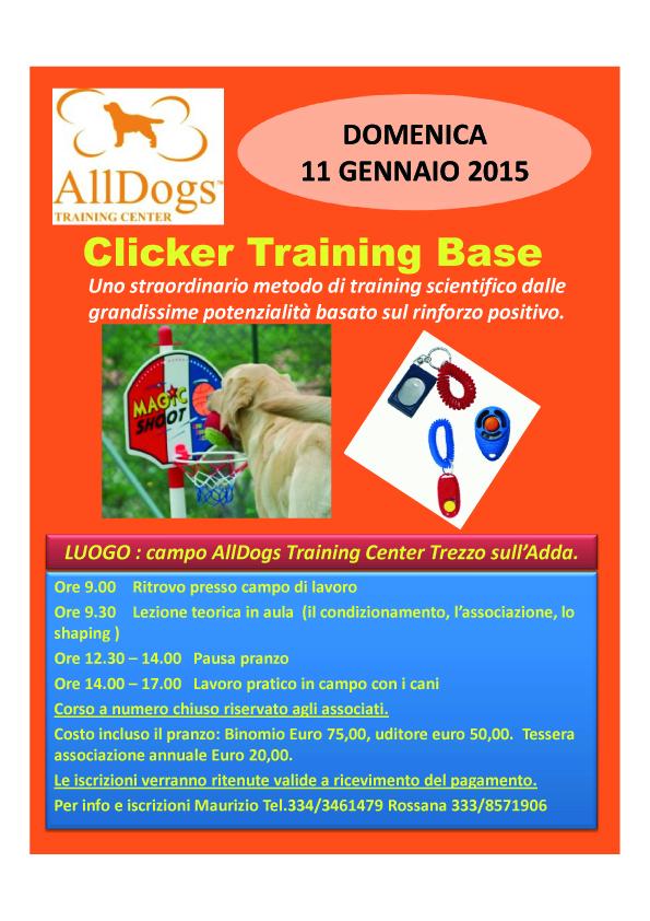 Microsoft PowerPoint - Domenica 04 Marzo Clicker Training di bas